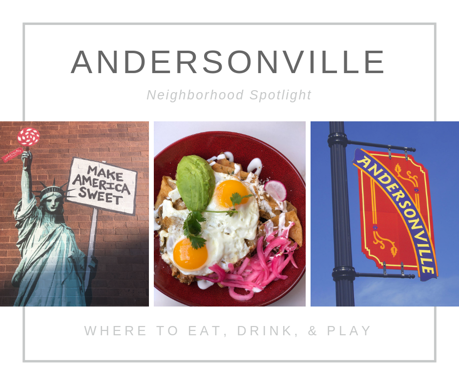 Neighborhood Spotlight - Andersonville Chicago - Kelseyshawchicago.com
