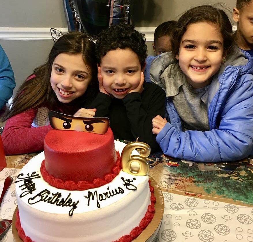 MJ's 6th DIY Lego Ninjago Birthday Party – Kelseyspartyof4