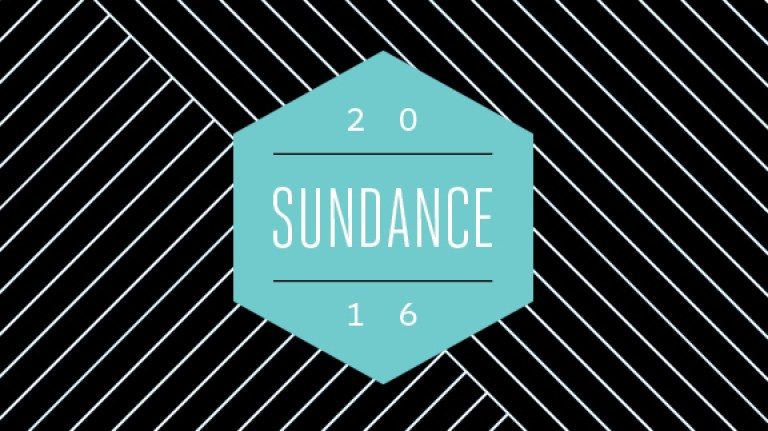 Sundance 2016 / The Hollywood Reporter / 1.29.16 / kelsey stefanson / art direction + graphic design / yeskelsey.com