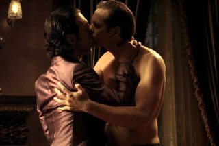 Night on the Sun- Eric and Talbot Bedroom Scene