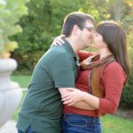 Kirsten + Seth | Fall Engagement