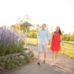 Kelsey + Travis | A Dayton, Ohio Engagement Session