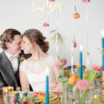Industrial Spring Styled Shoot