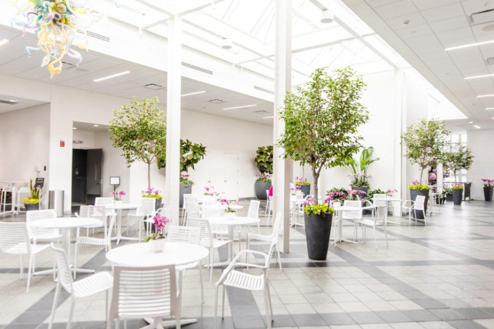 Franklin Park Conservatory Wedding Venue - The Grand Atrium