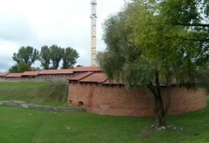 Benteng Kaunas