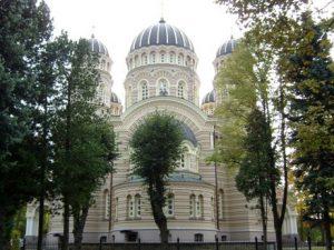 Gereja ortodoksdi Riga
