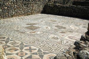 Mozaik Dionysos, Volubilis