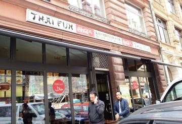 Restoran Halal Thai Fun Frankfurt Am Main Keluarga Pelancong