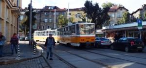 Tram di Sofia
