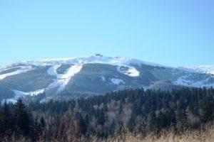 Skiing Bosnia