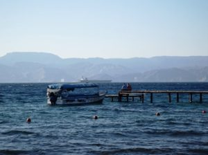 Snorkeling di Aqaba, Yordania