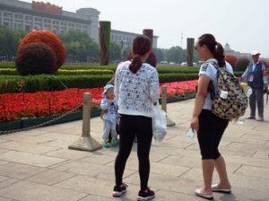 Lapangan terkenal di Beijing