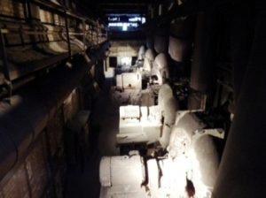 Ventilator pabrik baja jerman