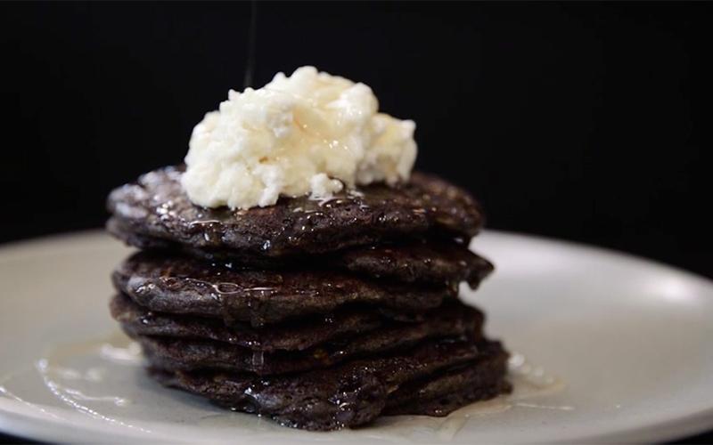 Steven-Satterfield buckwheat pancakes