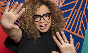 "SCAD Atlanta – Fall 2020 – Exhibitions – Ruth E. Carter – ""Afrofuturism in Costume Design"" – Portrait – Photography Courtesy of SCAD"