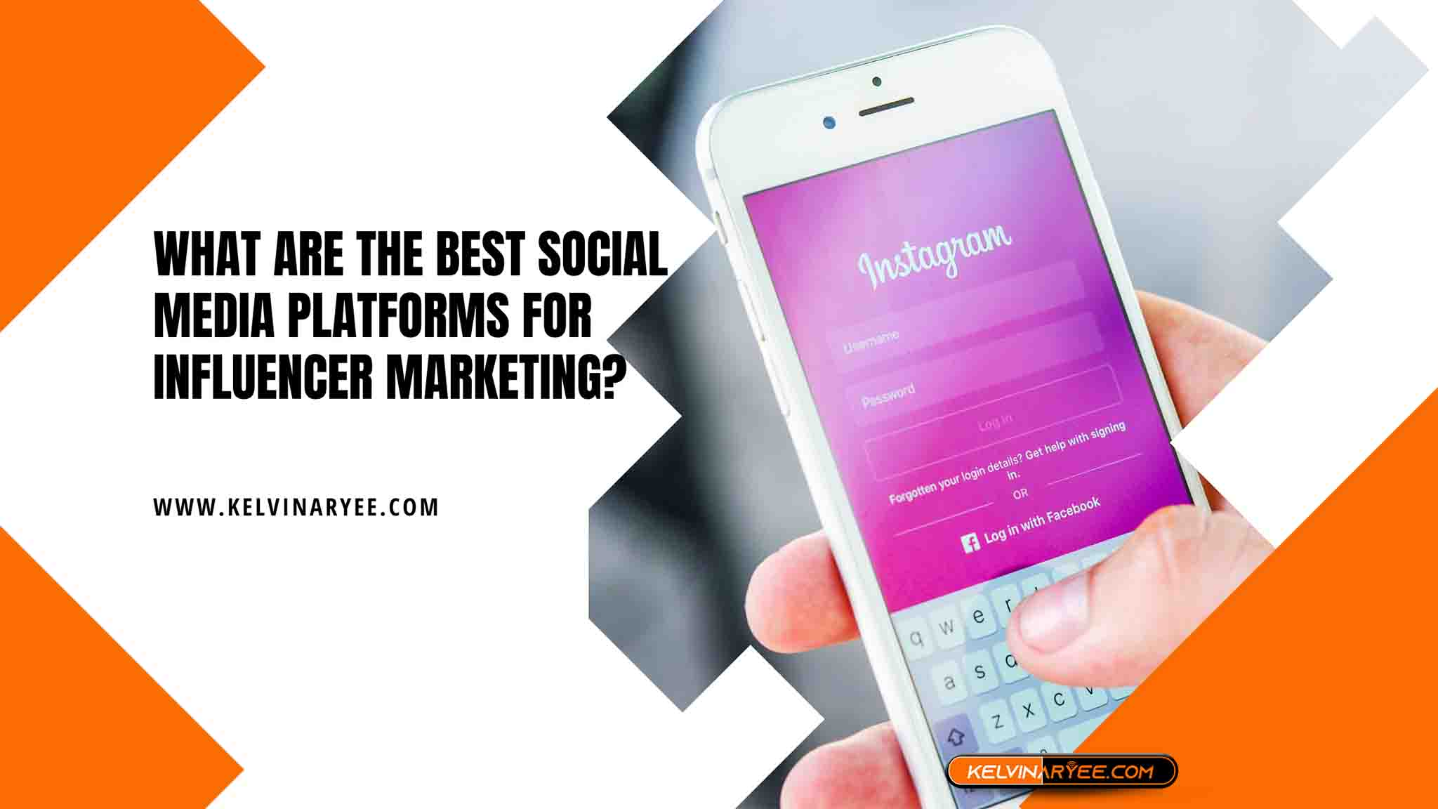 You are currently viewing What Are the Best Social Media Platforms for Influencer Marketing?