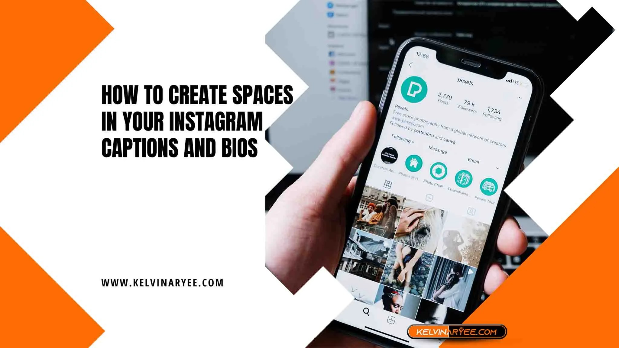 You are currently viewing How to Create Spaces in Your Instagram Captions and Bios
