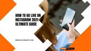 Read more about the article How to Go Live on Instagram 2021 Ultimate Guide
