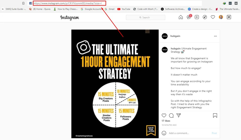 how to view instagram profile picture 1