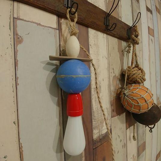 kelvin et lumen luminaires applique flotteurs bois flottés cordon jute ampoule LED salle de bains entrée chambre séjour