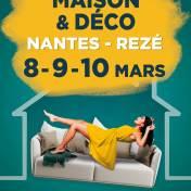 Salon Maison Deco 2109 Nantes-Reze