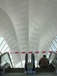 sz-houhai metro entrance
