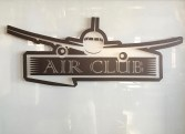 27-air club logo