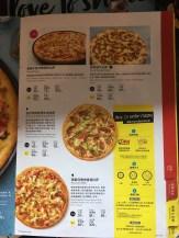 pizza hut menu