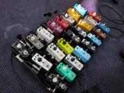 Mooer mini pedals