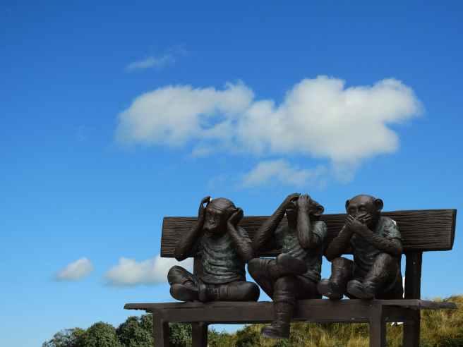 architecture art artwork bench