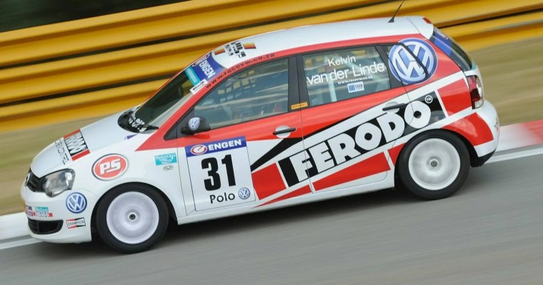 Kelvin van der Linde a young driver to watch in 2012