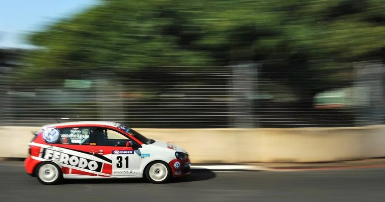 Ferodo Racing shines in Durban street races