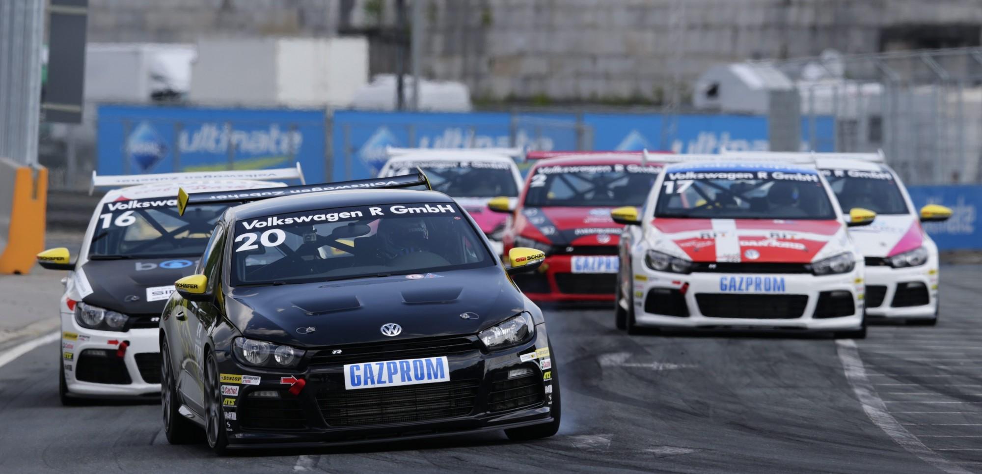 Norisring Race: Van der Linde Steals the Show – Bad luck for Larini.
