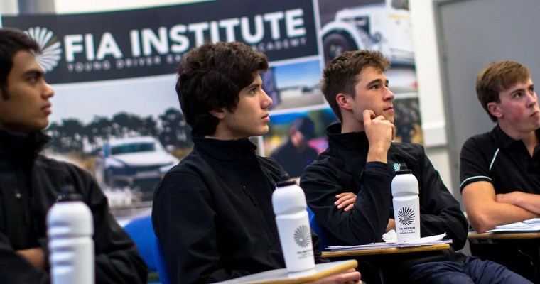 "FIA Academy Workshop 1 – Edinburgh – ""It truly was an amazing couple of days"""