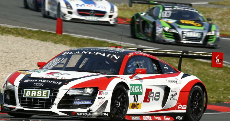 Strong second for Prosperia C.Abt Racing in the Oschersleben race 1