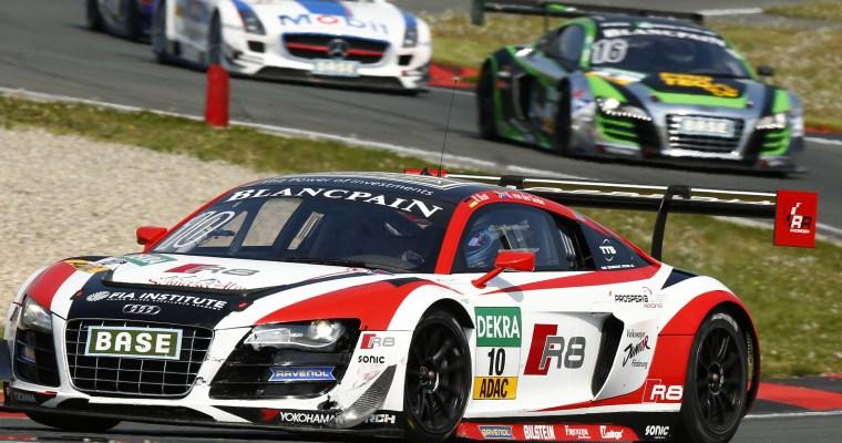 Strong second for Prosperia C.Abt Racing in the Oschersleben race 1