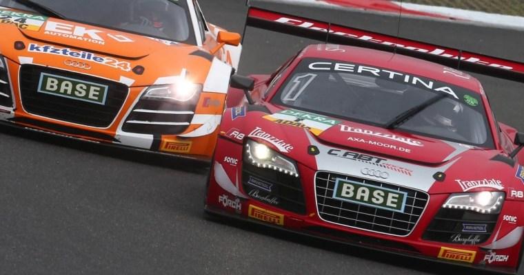 Kelvin van der Linde & C Abt Racing Back in Contention