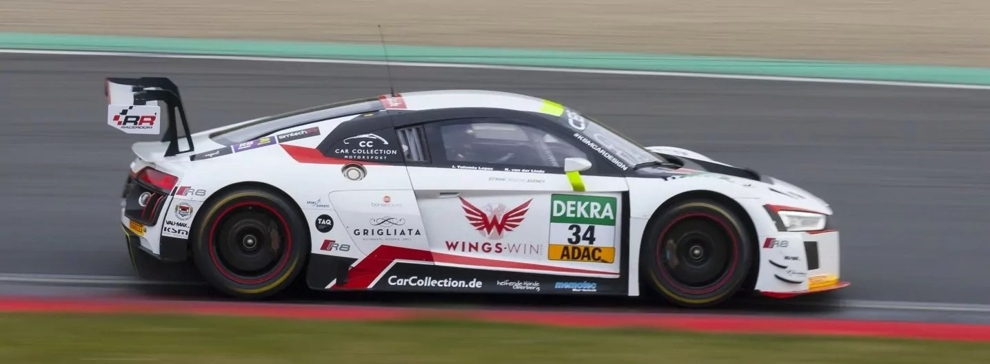 Kelvin Confident for GT Masters success after Pre-Test