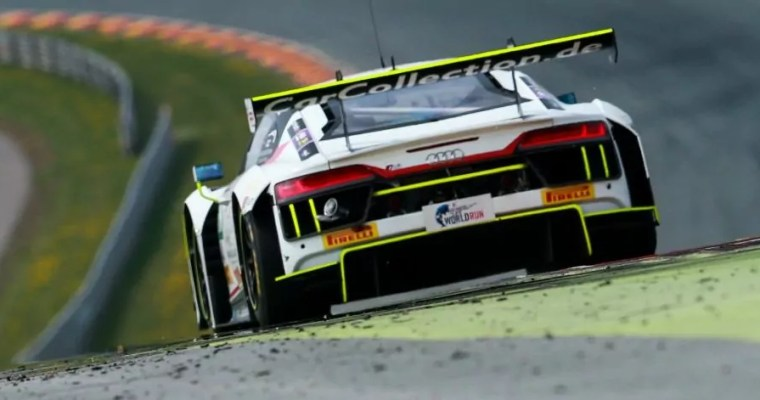Kelvin revels in Euro Speedway Challenge on DTM weekend!