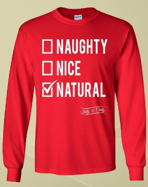 PRESALE: Naughty Nice Natural