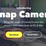 snap camera DL