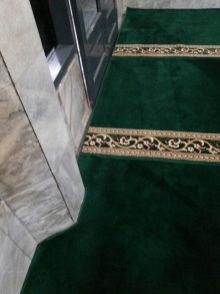 Jual Karpet Sajadah Masjid Turki Roll Berkualitas Tebal Di Tambun Timur
