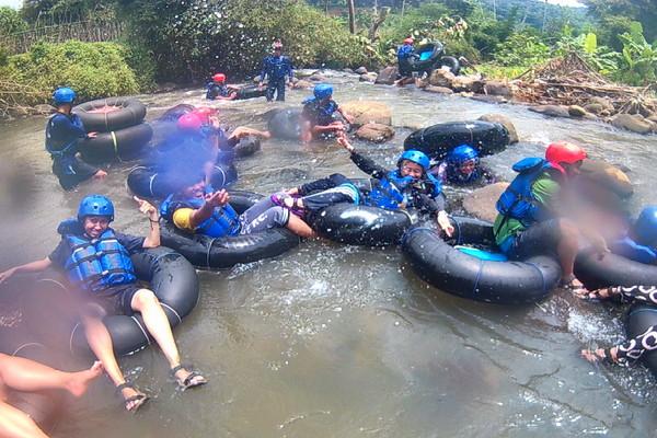 River Tubing Purwakarta