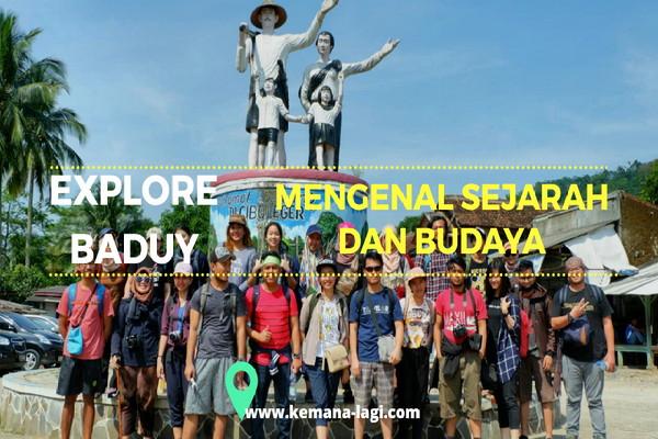 Explore Baduy