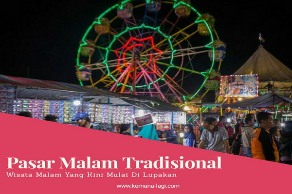 Pasar Malam Tradsional