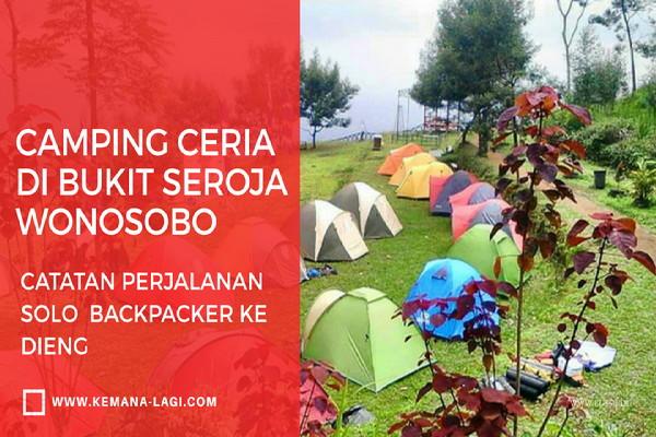 Camping Bukit Seroja Wonosobo
