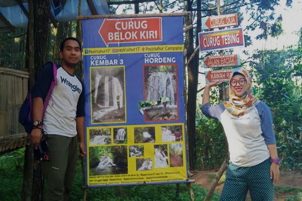 Pasir Luhur Campsite