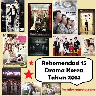 15 Rekomendasi Drama Korea 2014 Paling Menarik dan Seru