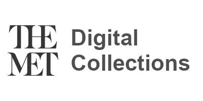 Logo THE MET Digital Collections