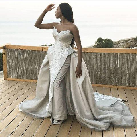 Stephanie Coker Weds